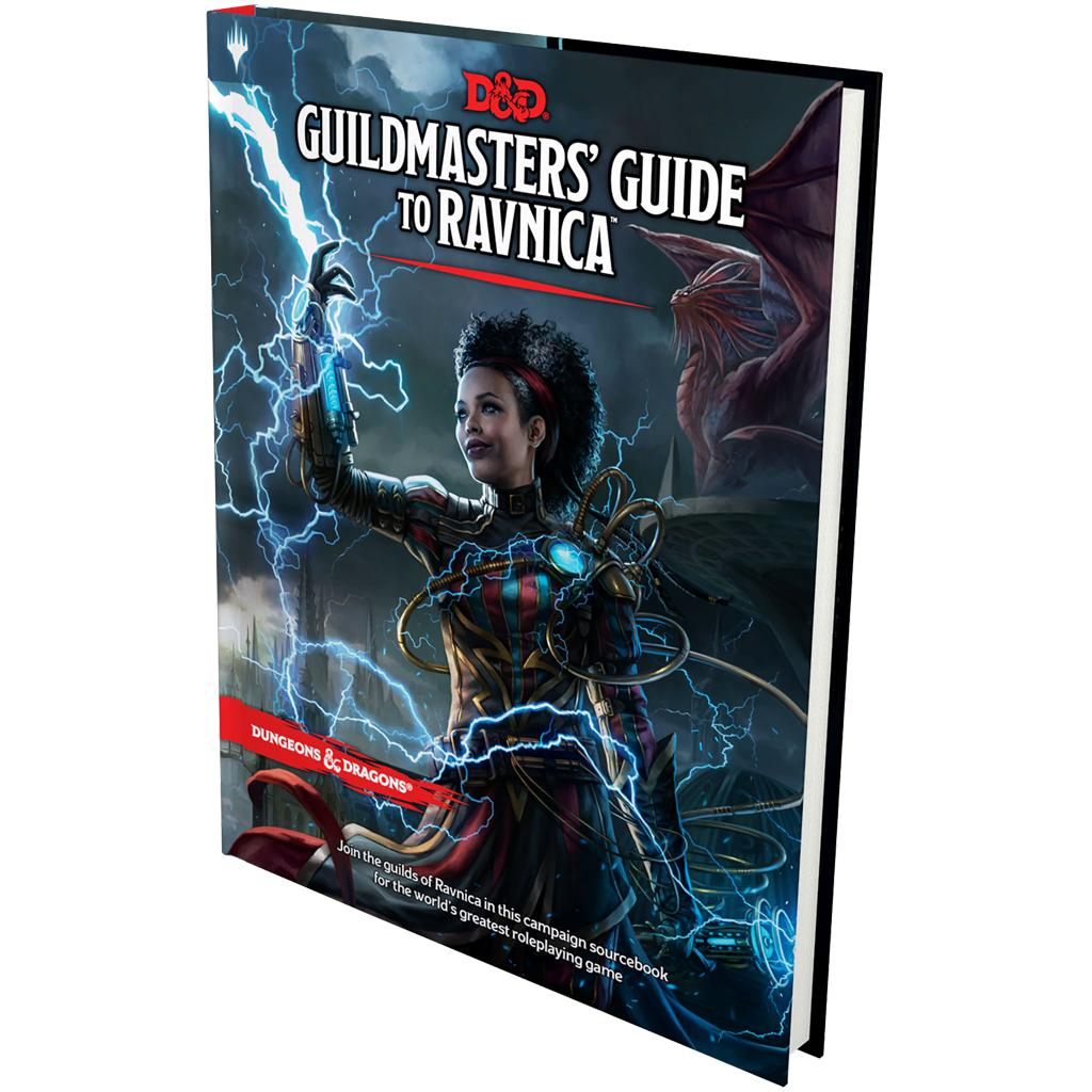 Dungeons & Dragons : Guildmaster's Guide to Ravnica 1