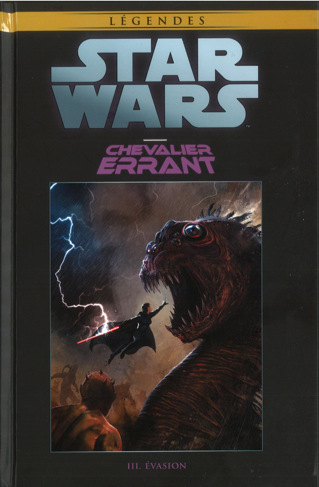 Star Wars - La Collection de Référence 21 - Chevalier Errant - III. Evasion