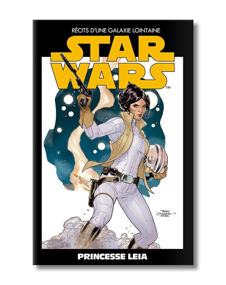 STAR WARS - L'ÉDITION SPÉCIALE : RÉCITS D'UNE GALAXIE LOINTAINE (Altaya) 4 - Princesse Leia