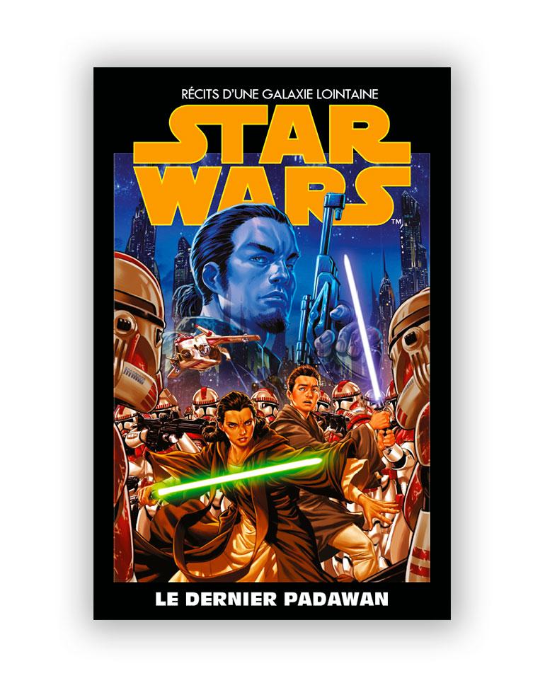 STAR WARS - L'ÉDITION SPÉCIALE : RÉCITS D'UNE GALAXIE LOINTAINE (Altaya) 7 - LE DERNIER PADAWAN
