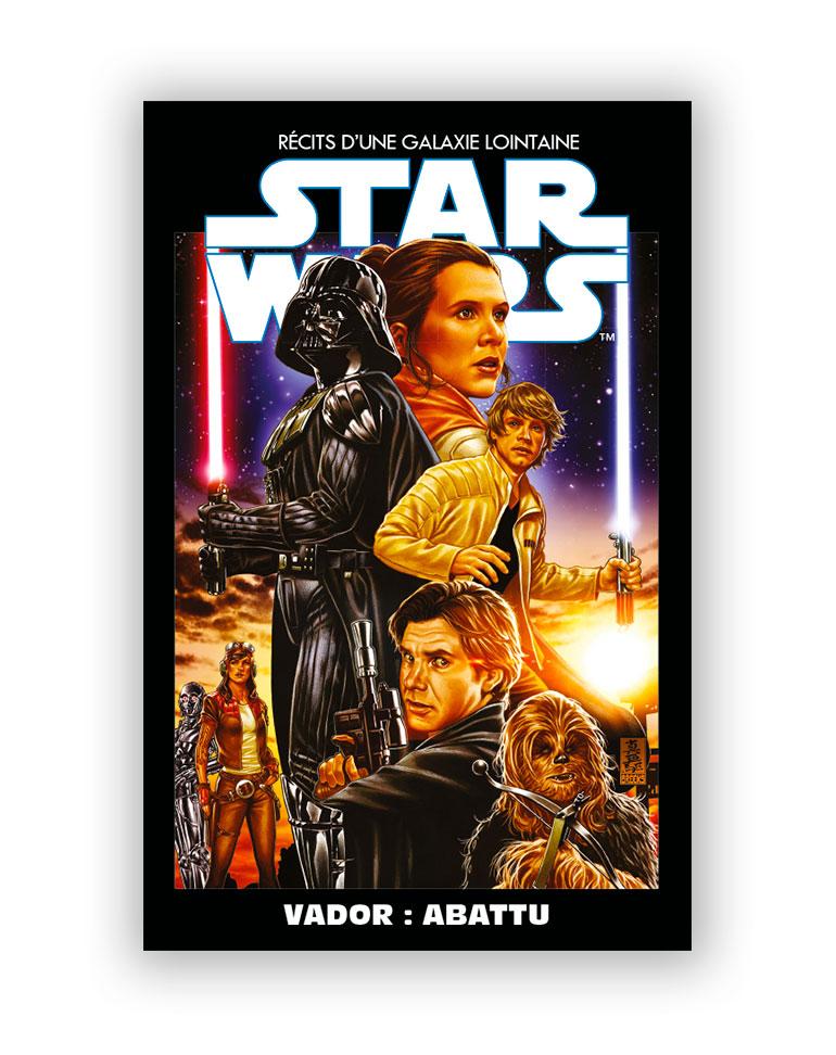 STAR WARS - L'ÉDITION SPÉCIALE : RÉCITS D'UNE GALAXIE LOINTAINE (Altaya) 9 - VADOR : ABATTU