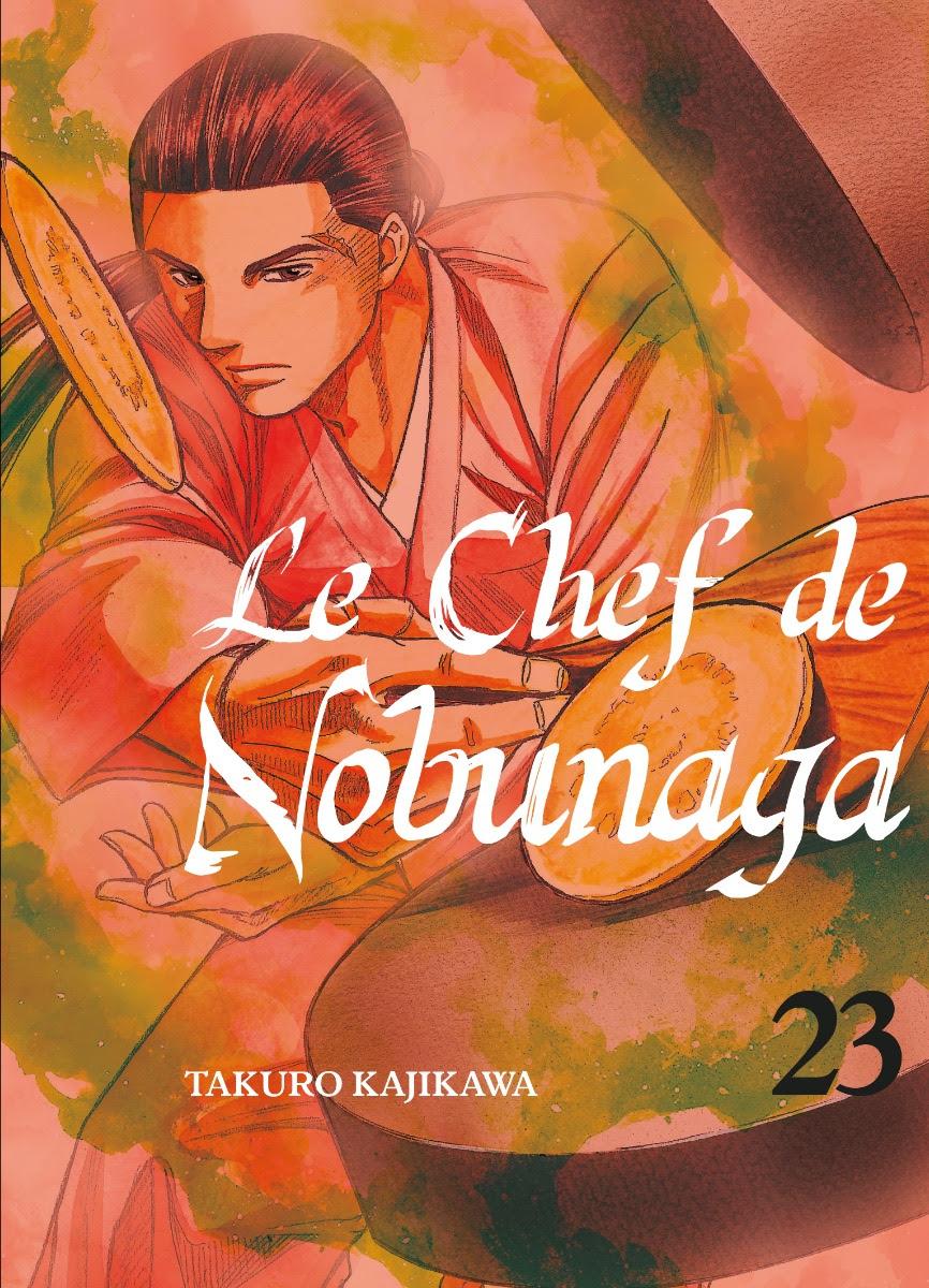 Le Chef de Nobunaga 23