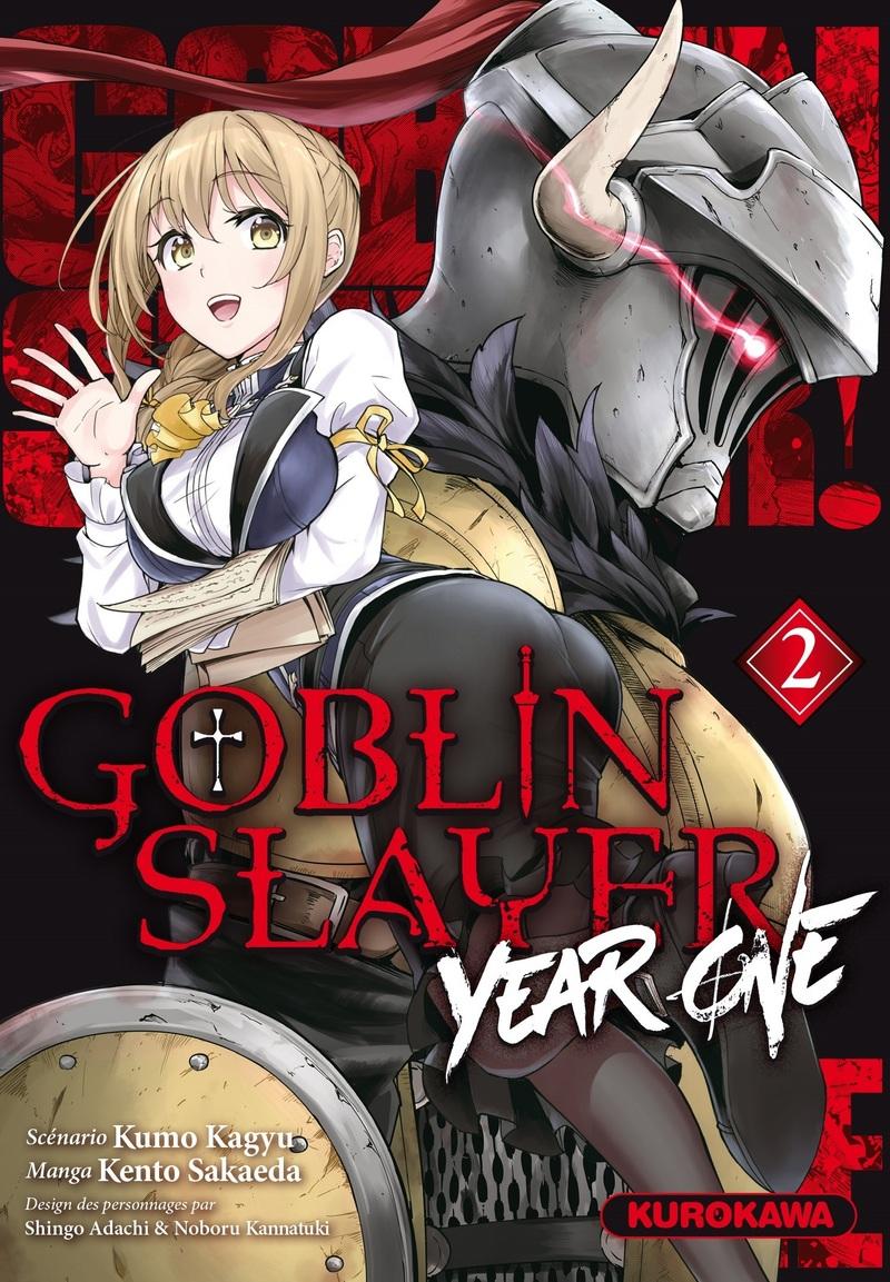 Goblin Slayer - Year one 2