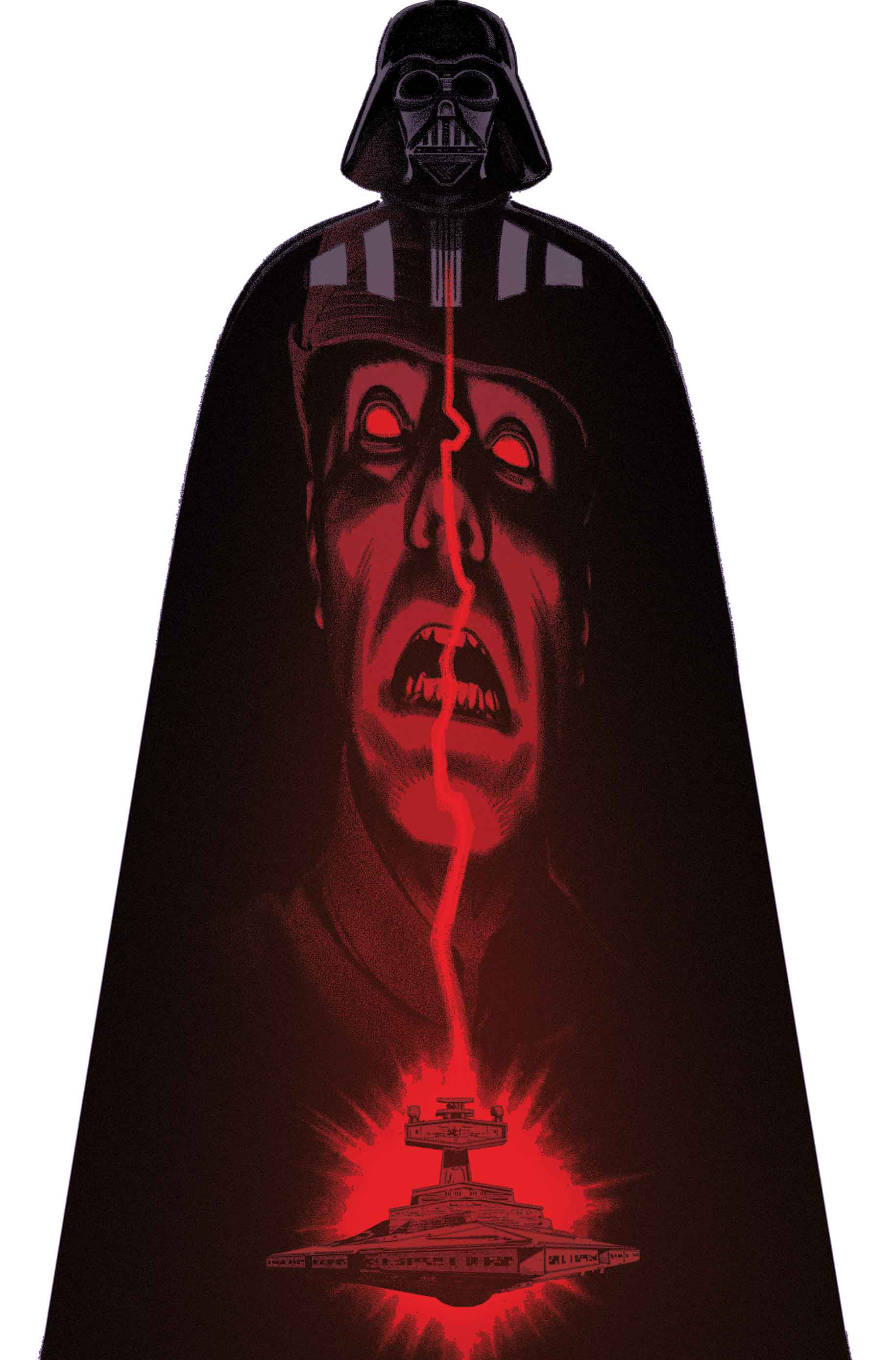 star wars - Vador - Sombres visions 2 - Vader - Dark Visions 2