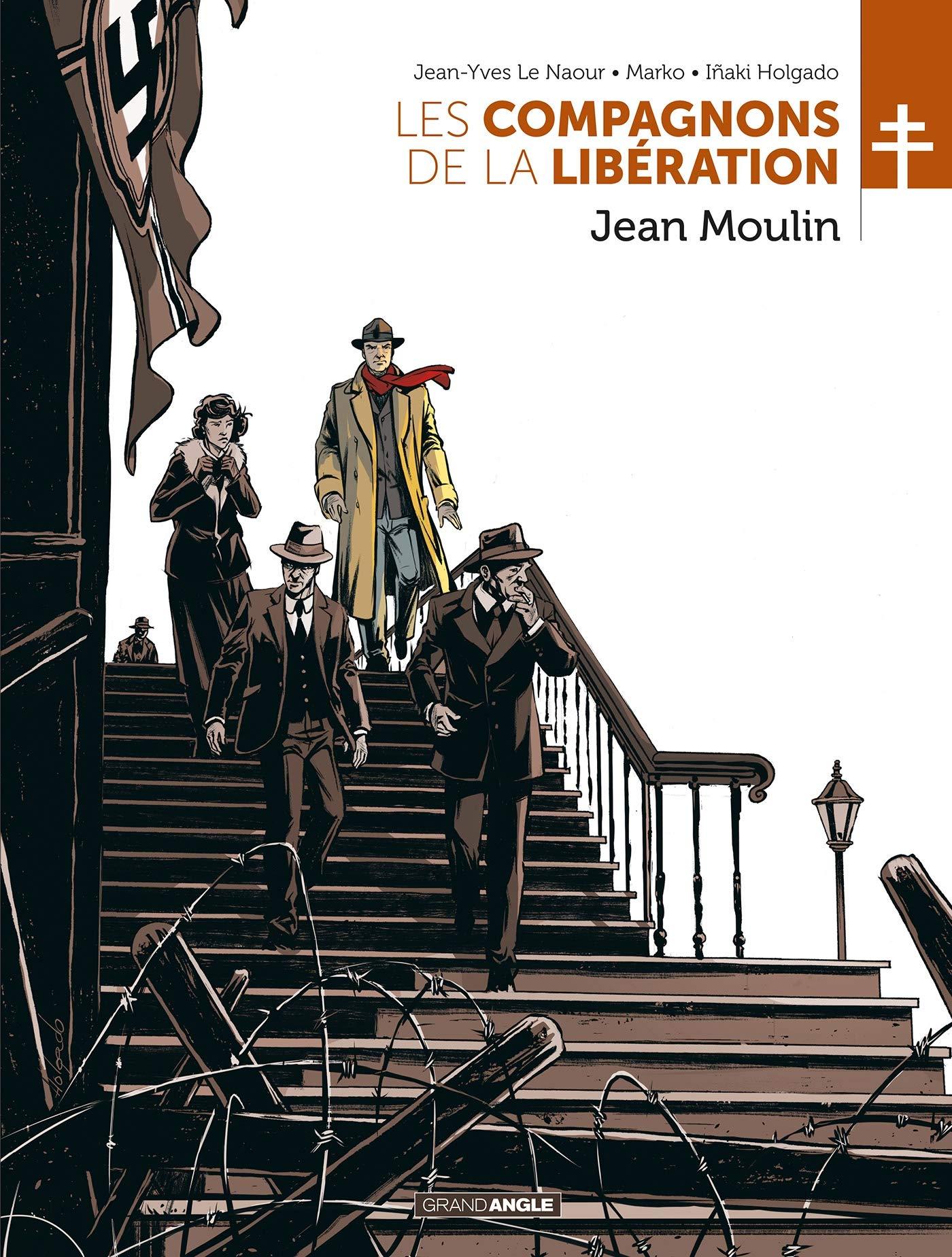 Les compagnons de la libération 3 - Jean Moulin