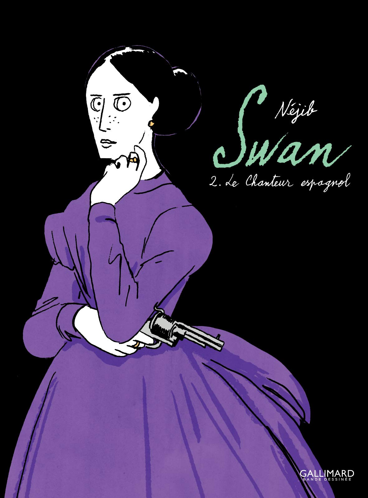 Swan 2 - Le chanteur espagnol