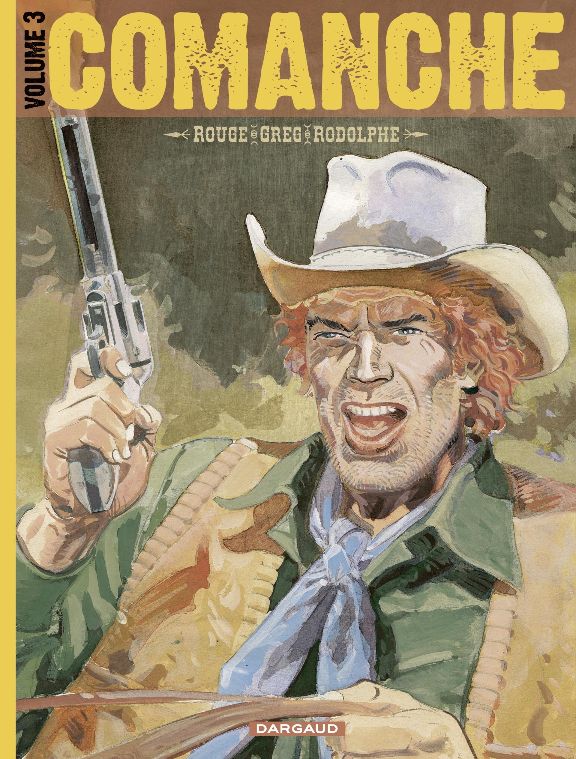 Comanche 3 - Volume 3