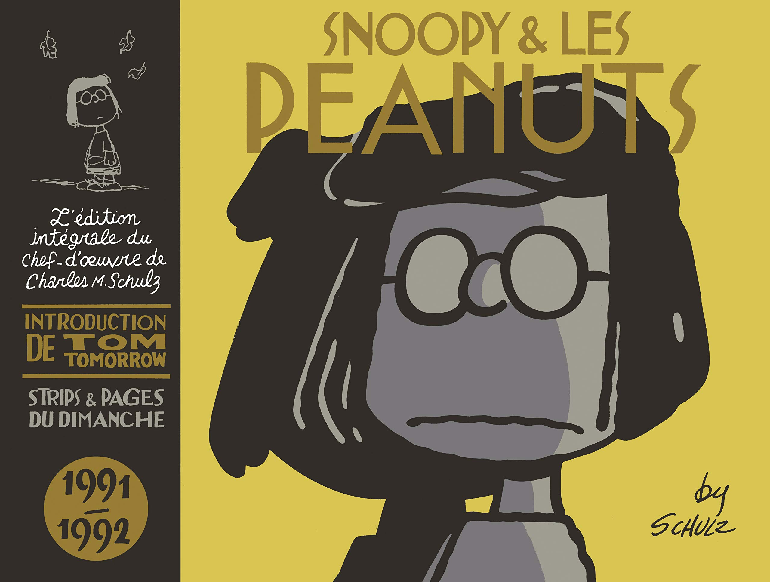 Snoopy et Les Peanuts 21 - 1991 - 1992
