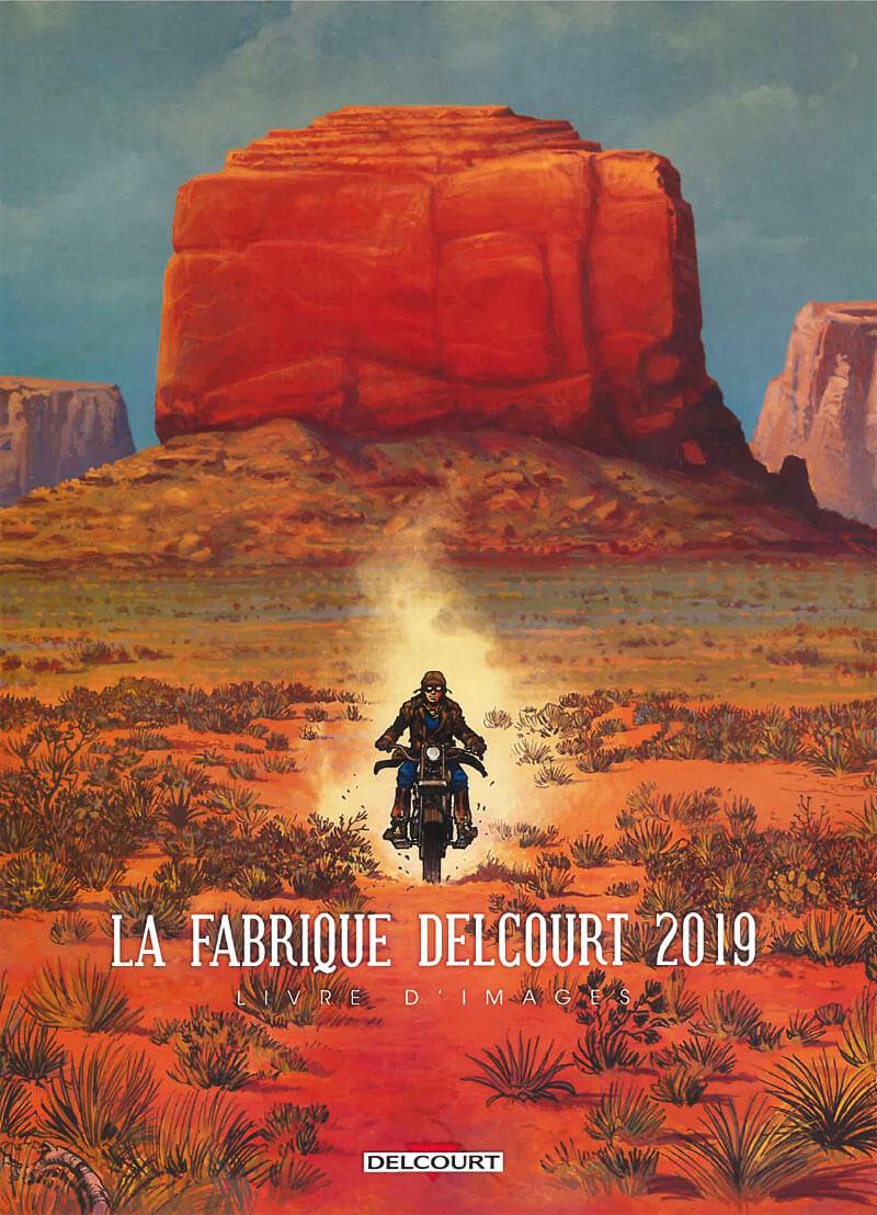 La fabrique Delcourt 17 - 2019