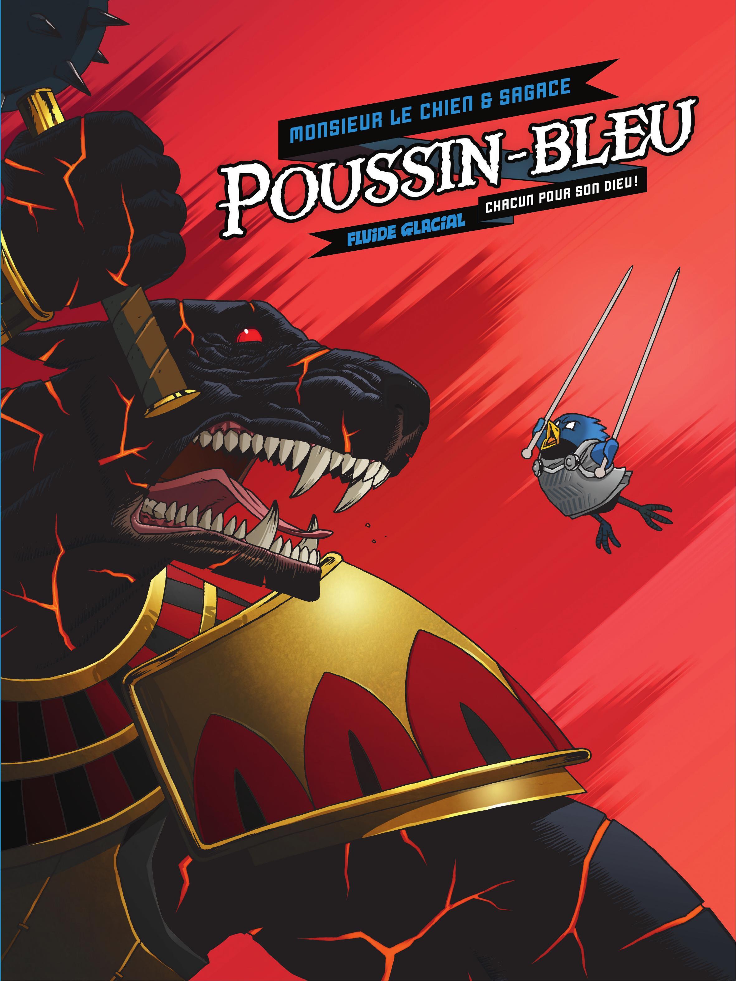 Poussin Bleu 2 - Chacun pour son dieu !