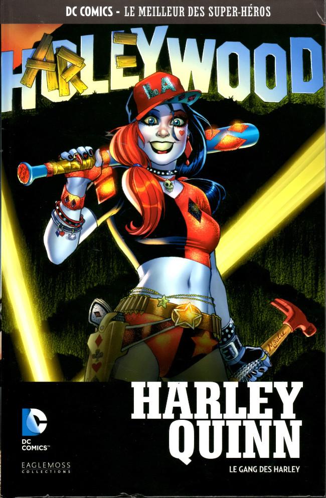 DC Comics - Le Meilleur des Super-Héros 100 - Harley Quinn : Le Gand des Harley