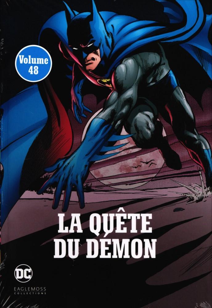 DC Comics - La Légende de Batman 15 - La Quête du Démon