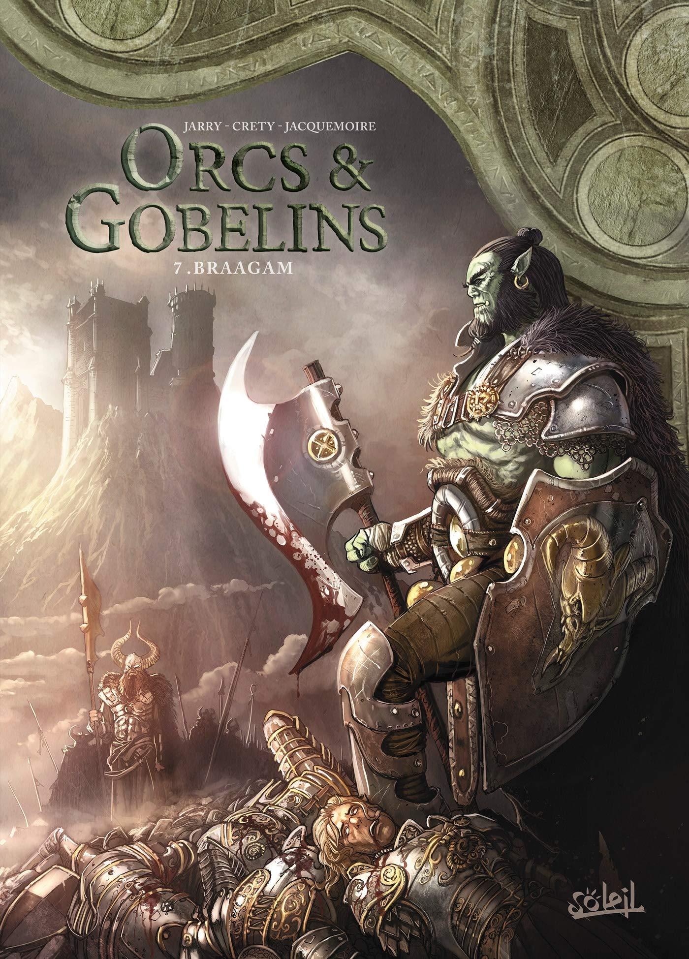 Orcs et Gobelins 7 - Braagam