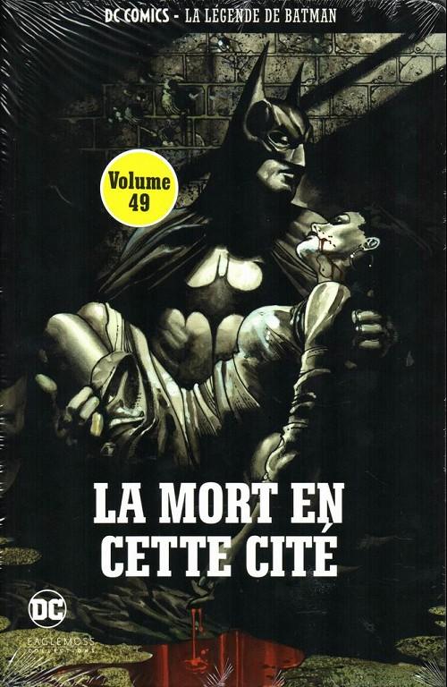 DC Comics - La Légende de Batman 42 - La Mort en cette Cité