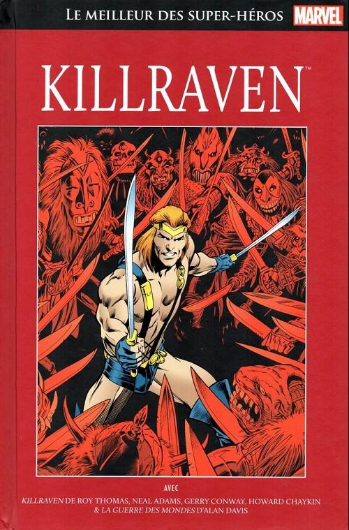 Le Meilleur des Super-Héros Marvel 90 - Killraven