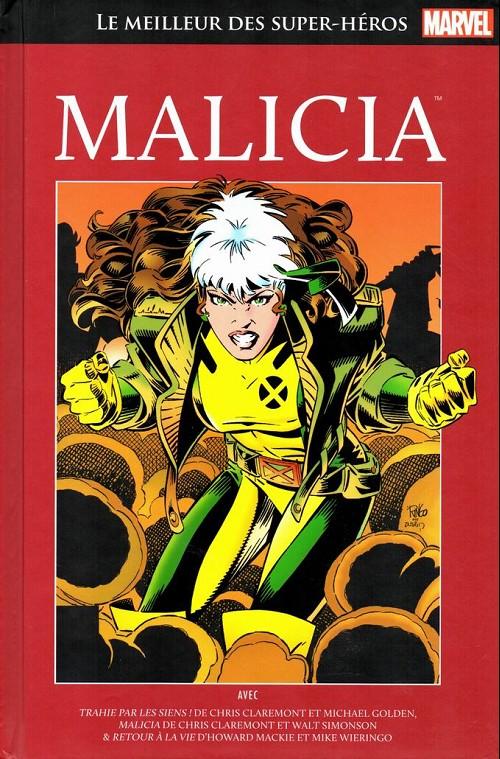 Le Meilleur des Super-Héros Marvel 91 - Malicia