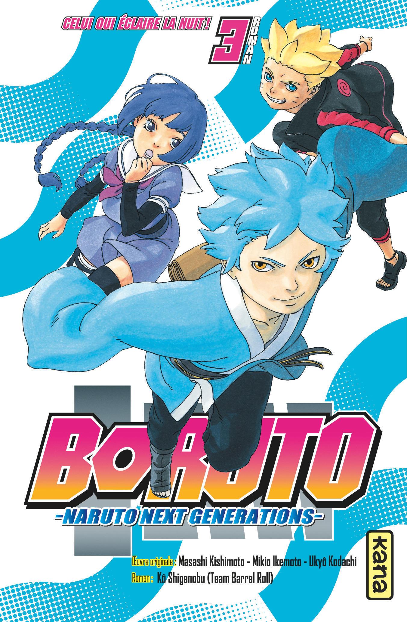 Boruto - Naruto next generations 3