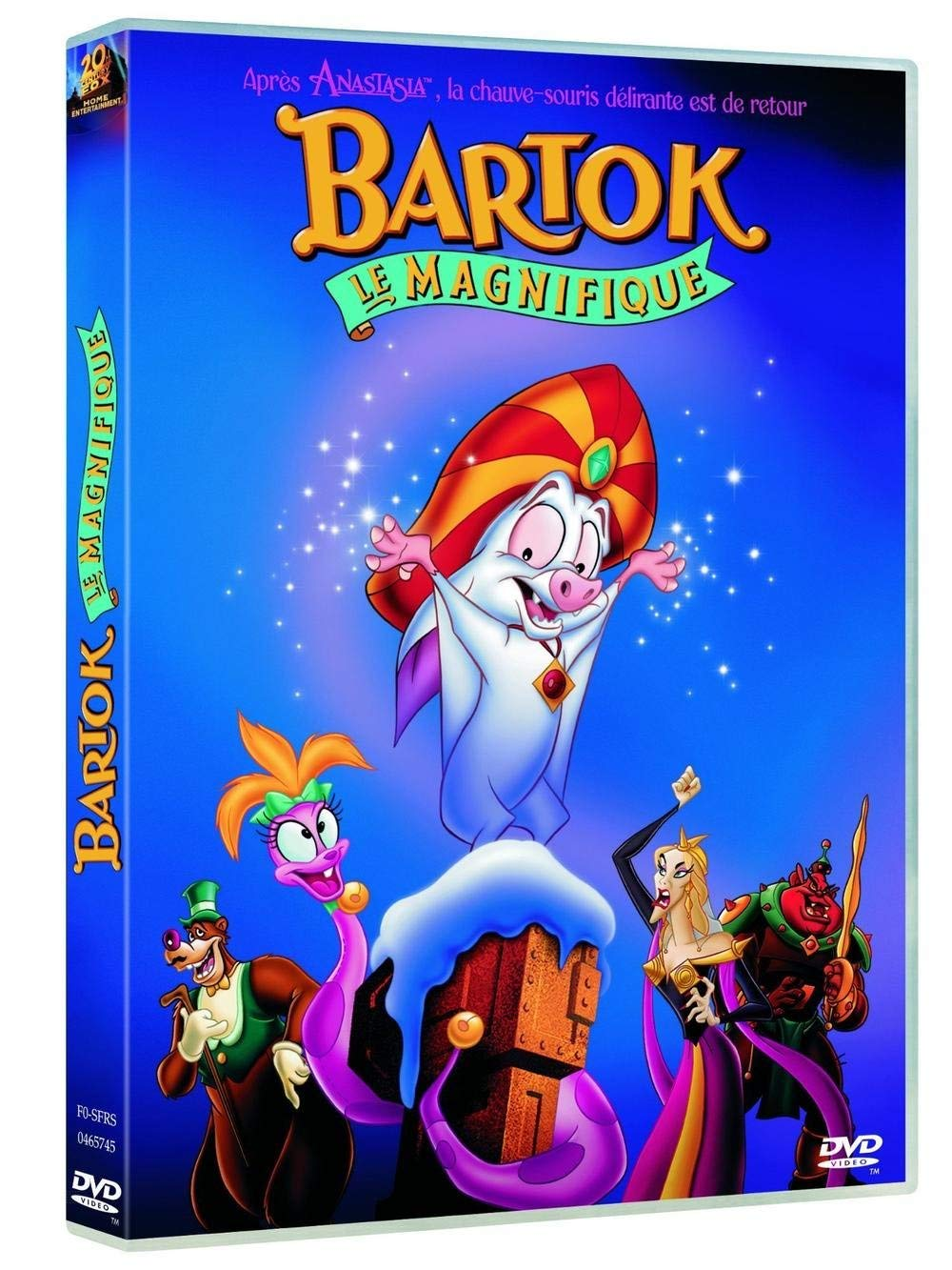 Bartok le Magnifique 0