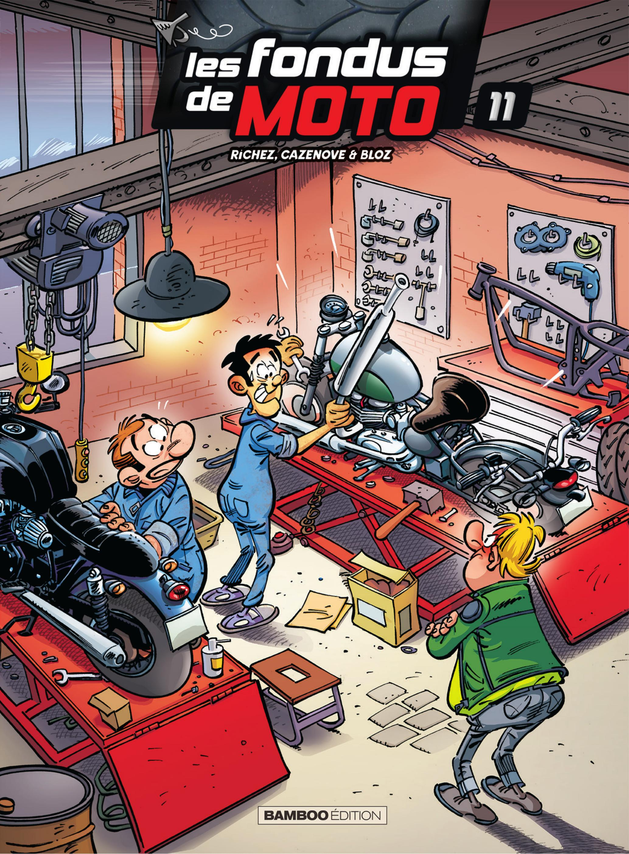 Les fondus de moto 11 - 11