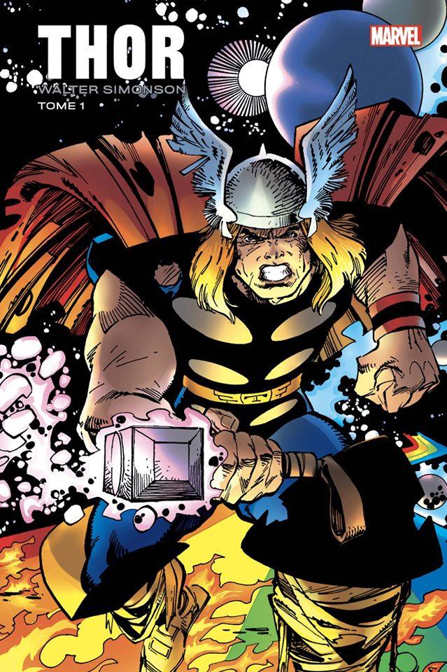 Thor par Simonson 1 - Thor par Simonson