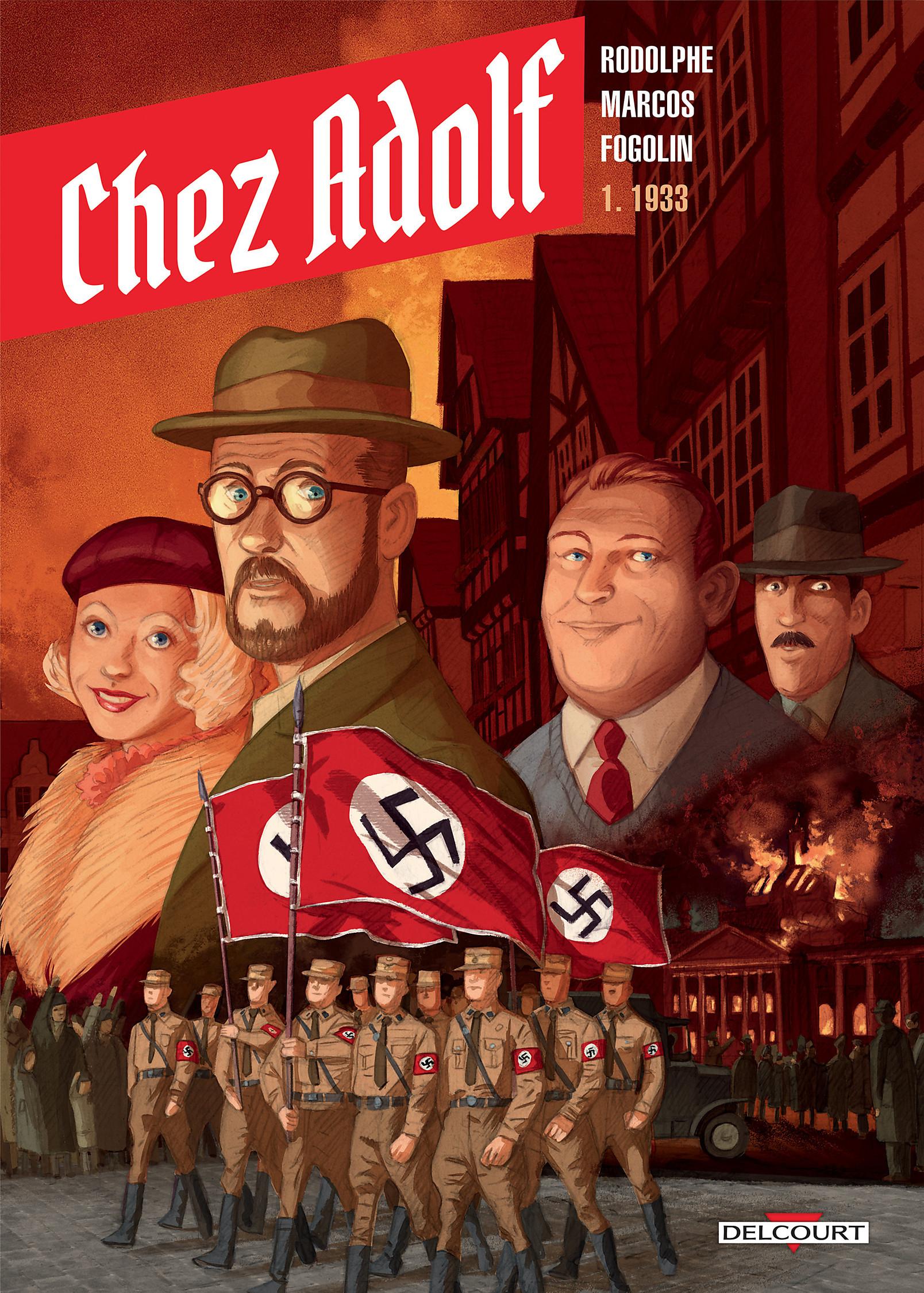 Chez Adolf 1 - 1933