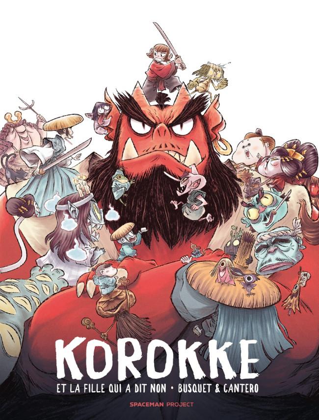Korokke et la fille qui a dit non  1