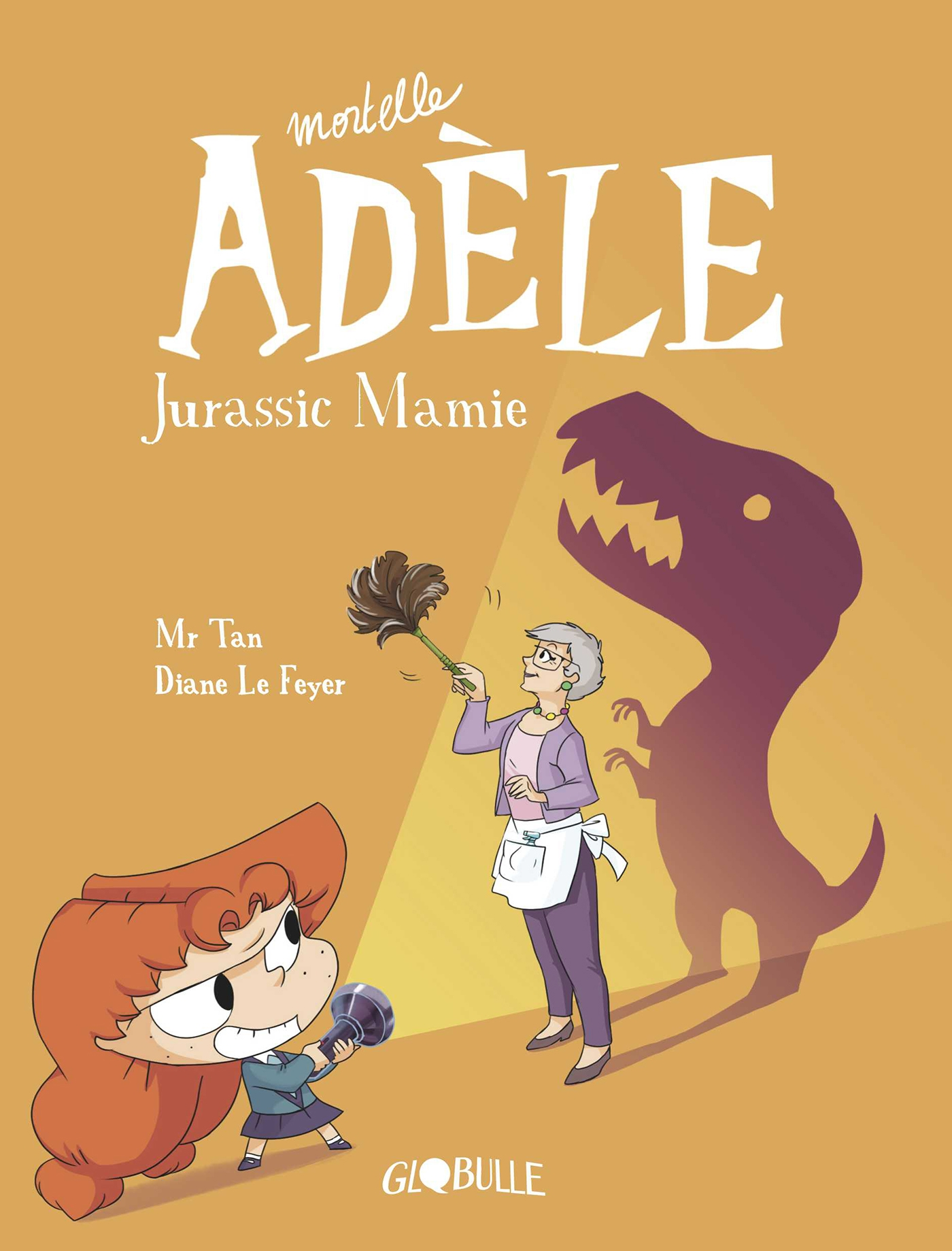 Mortelle Adèle 16 - Jurassic Mamie