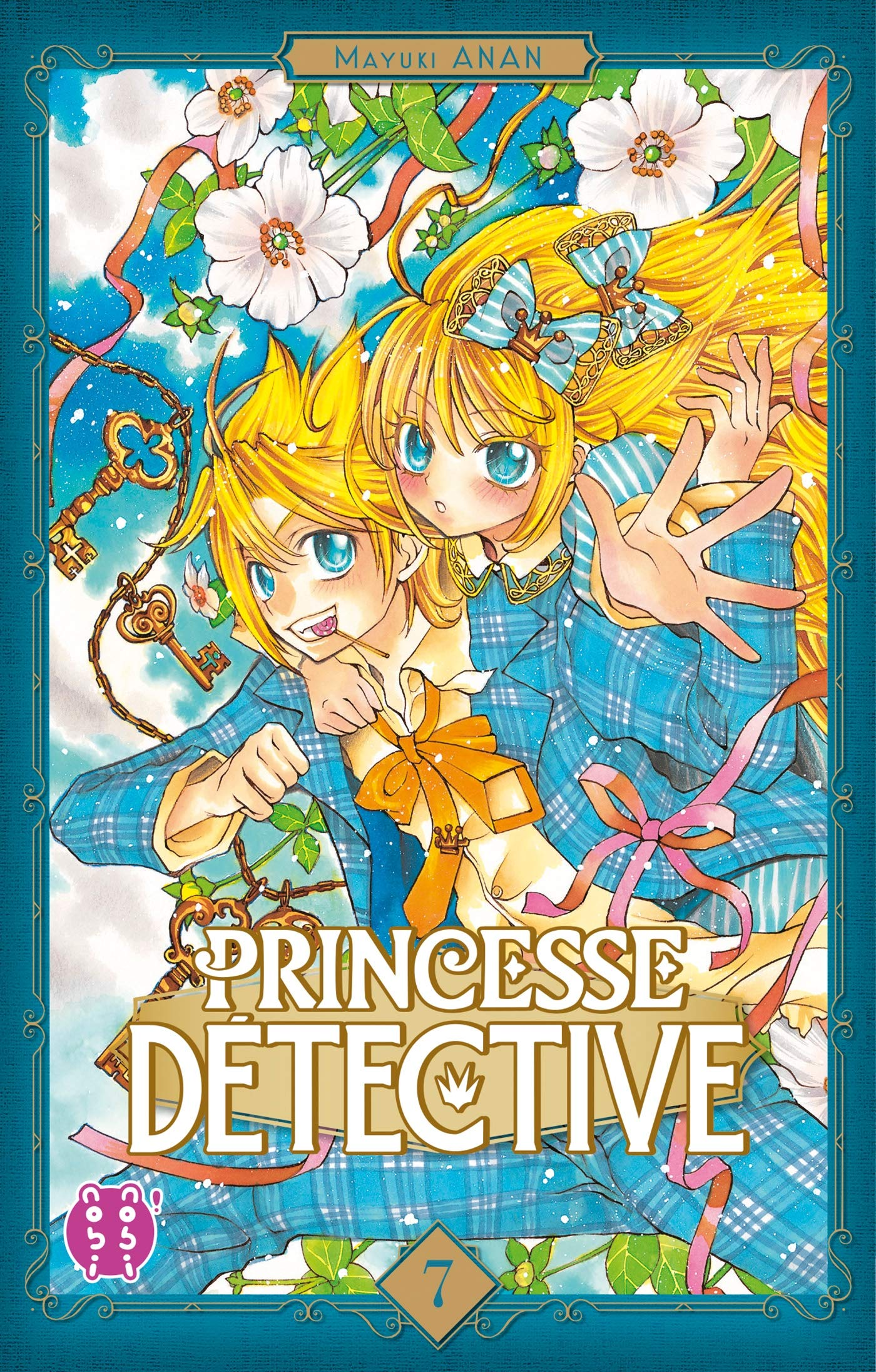 Princesse détective 7