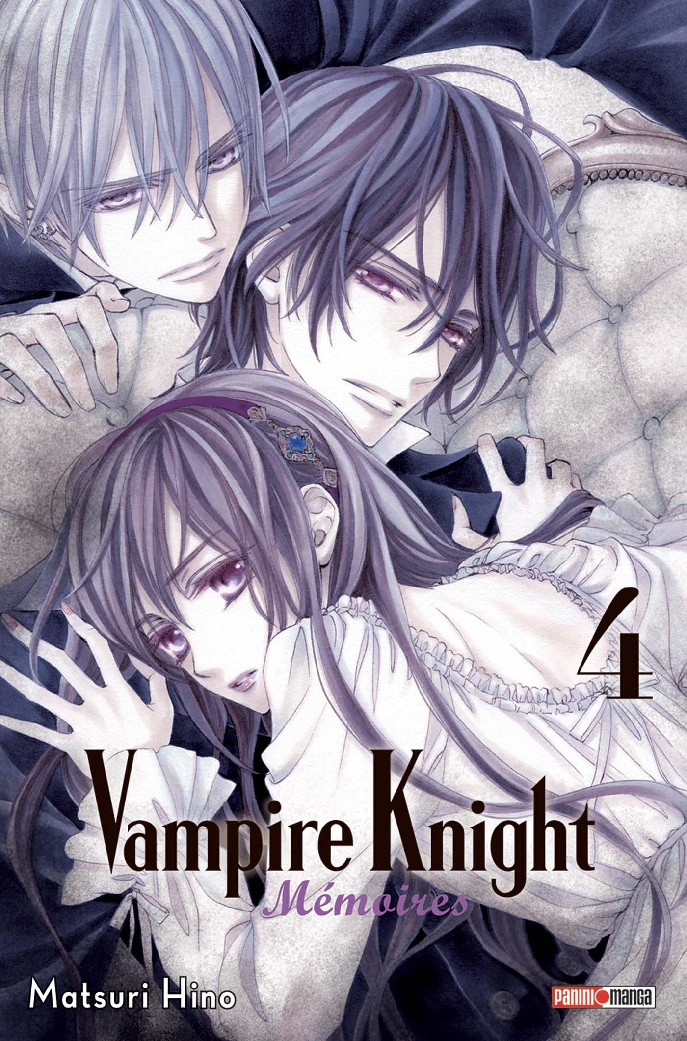 Vampire knight memories 4