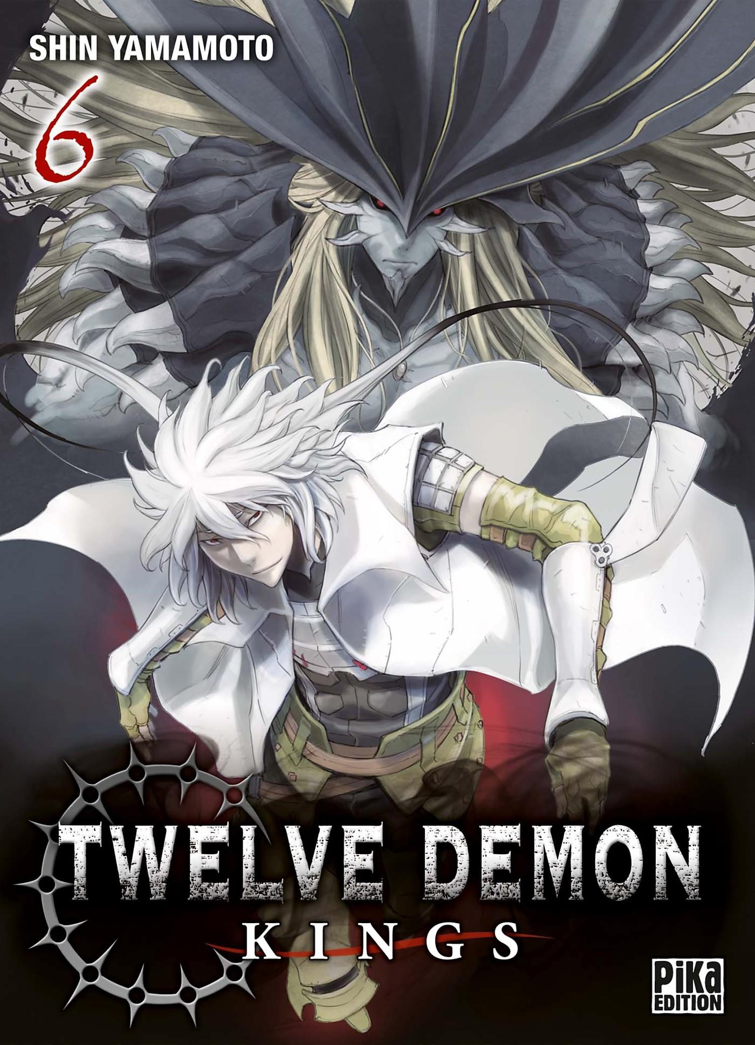 Twelve Demon Kings 6