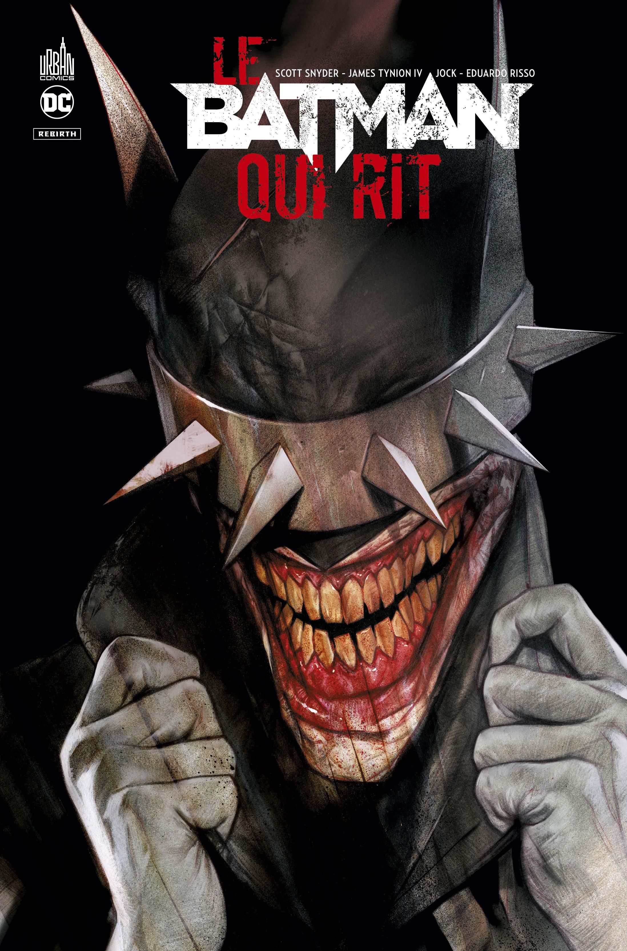 The Batman who laughs 1 - Batman – le batman qui rit