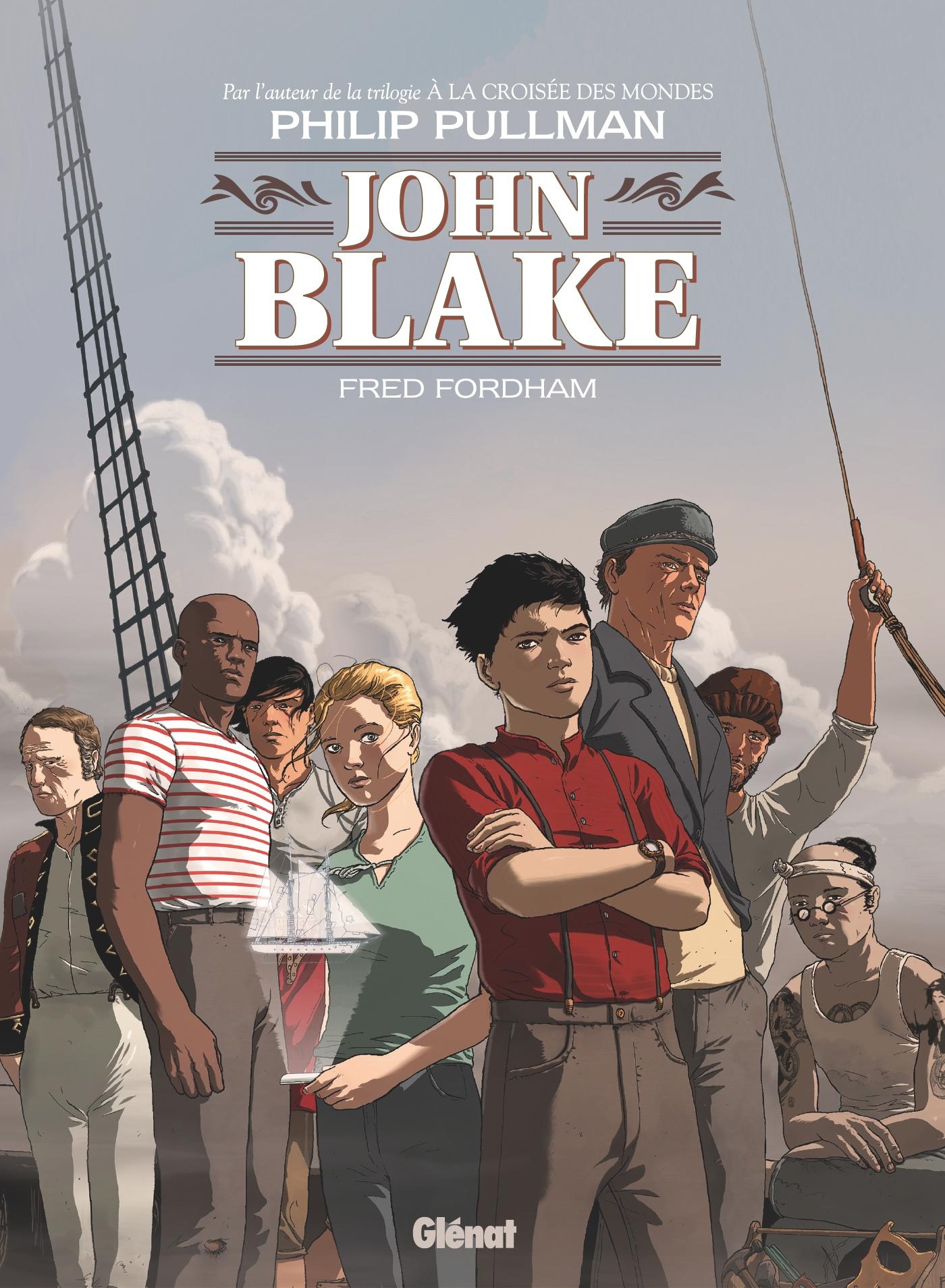 John Blake 1