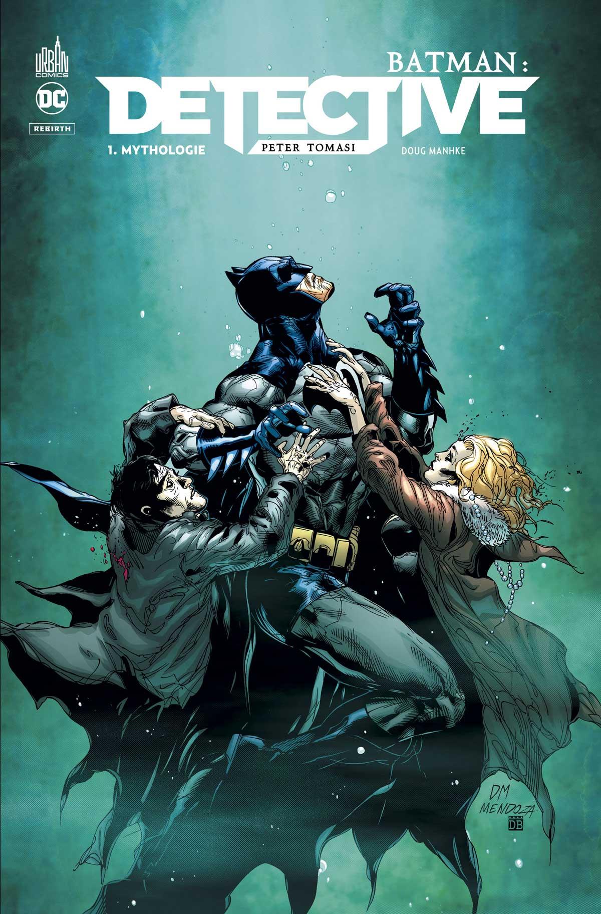 Batman - Detective 1 - Batman : detective  1
