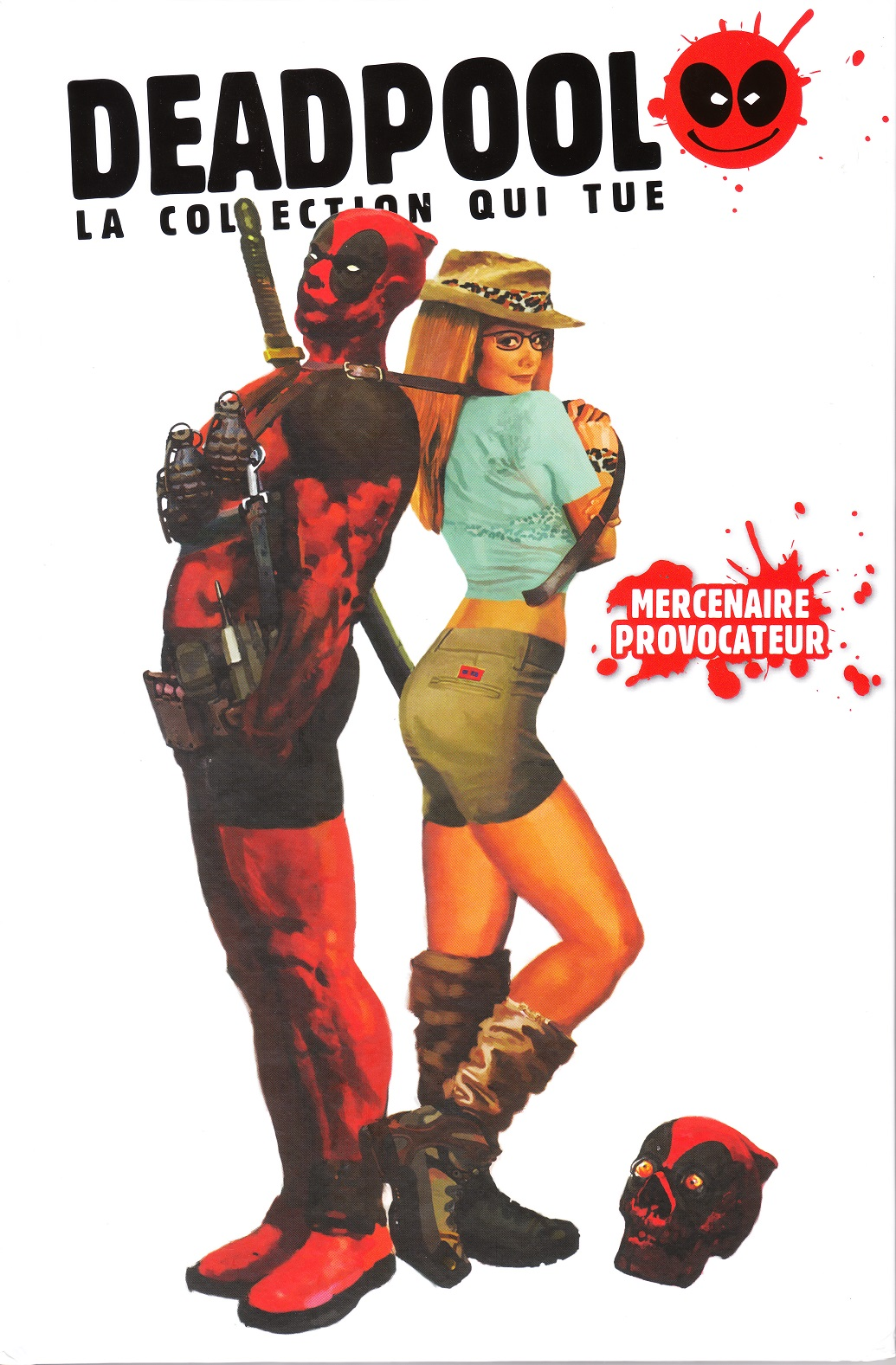 Deadpool - La Collection qui Tue ! 32 - Mercenaire Provocateur