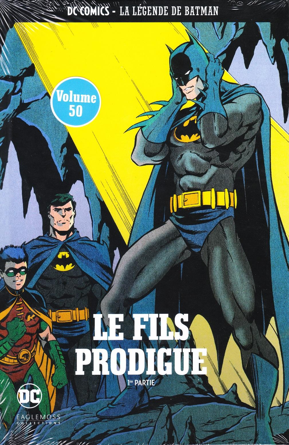 DC Comics - La Légende de Batman 28 - Le Fils Prodigue - 1re partie