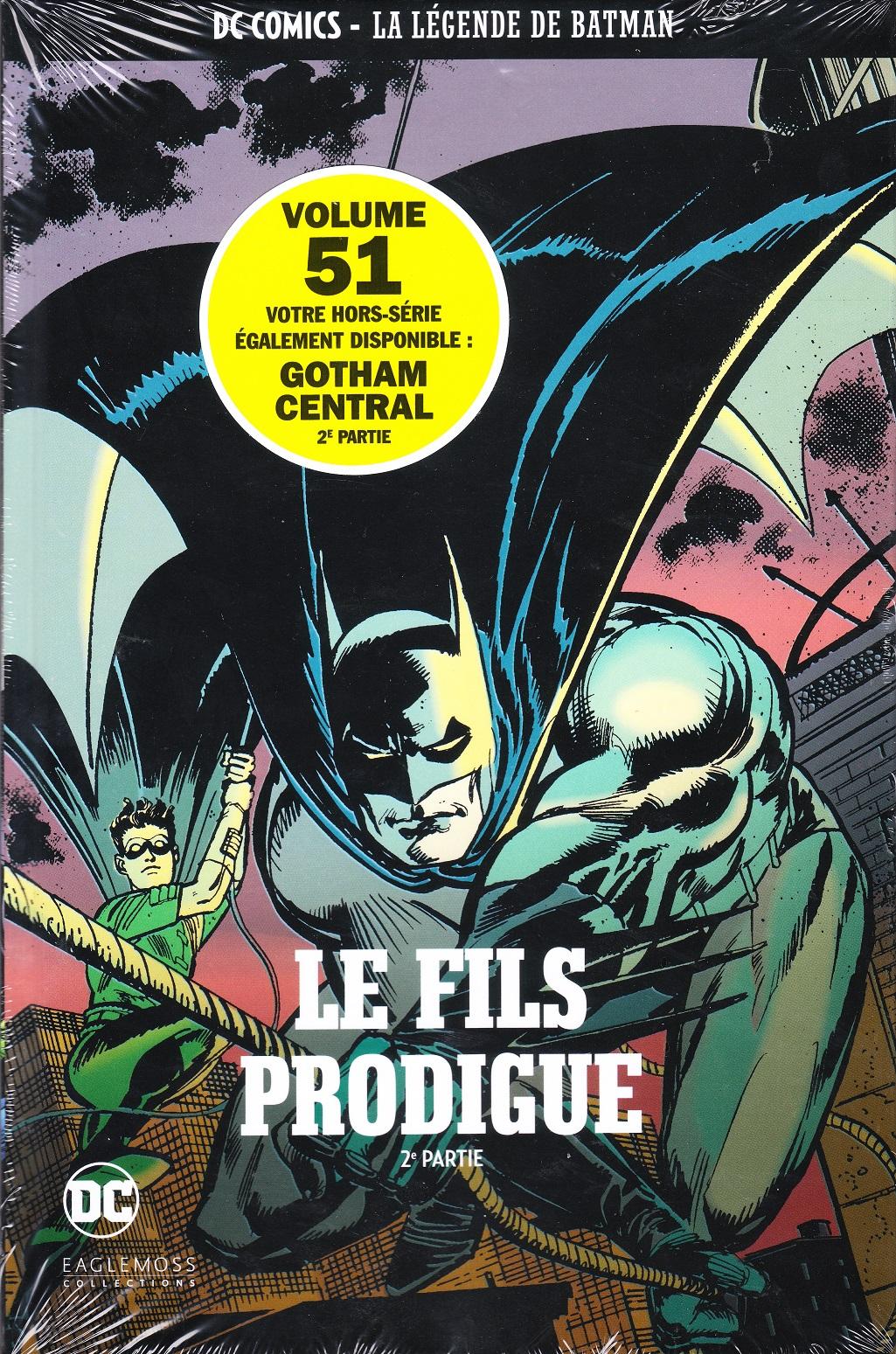 DC Comics - La Légende de Batman 29 - Le Fils Prodigue - 2e partie