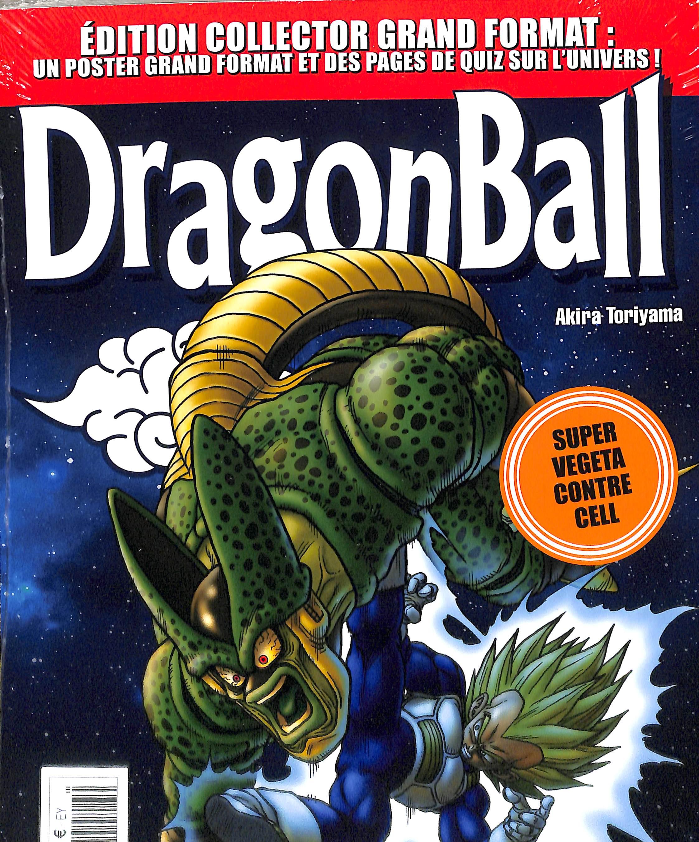 Dragon Ball 26 - Super Vegeta contre Cell