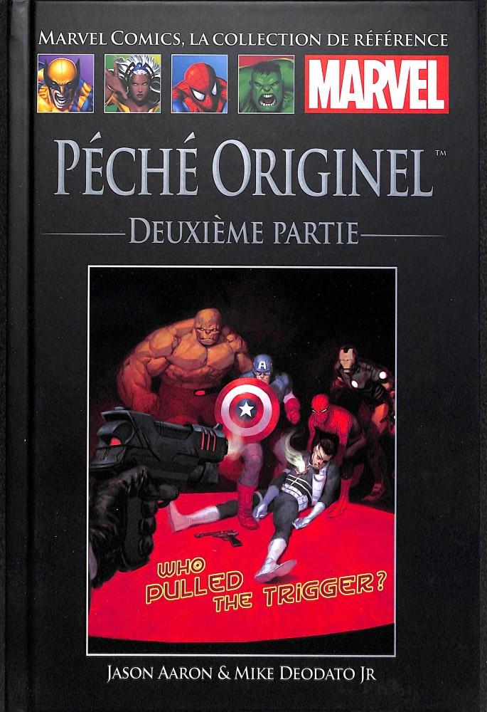 Marvel Comics, la Collection de Référence 102 - Péché originel - Deuxième partie