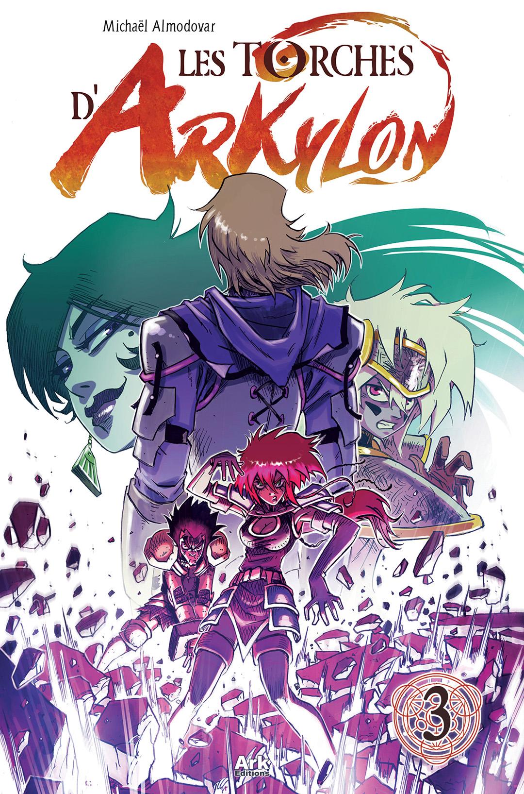 Les torches d'Arkylon 3