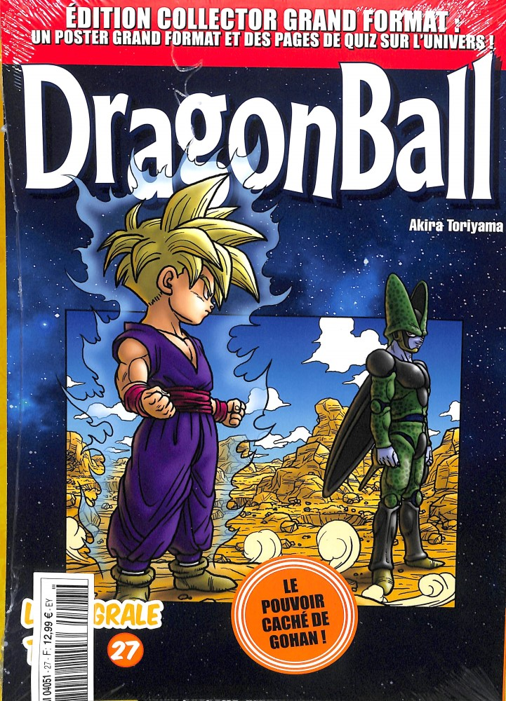 Dragon Ball 27 - Le pouvoir caché de Gohan