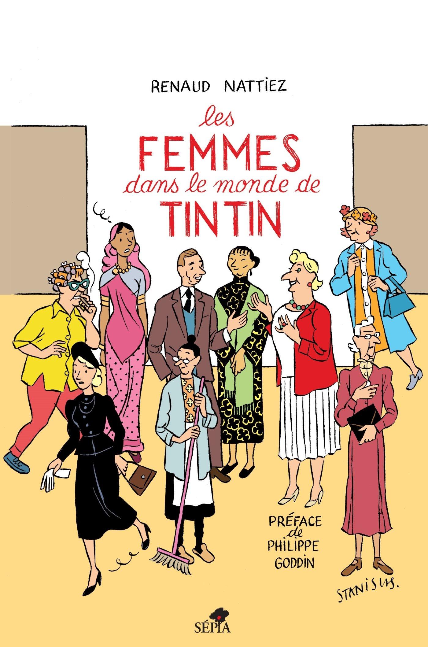 Les femmes dans le monde de Tintin 1 - Les femmes dans le monde de Tintin