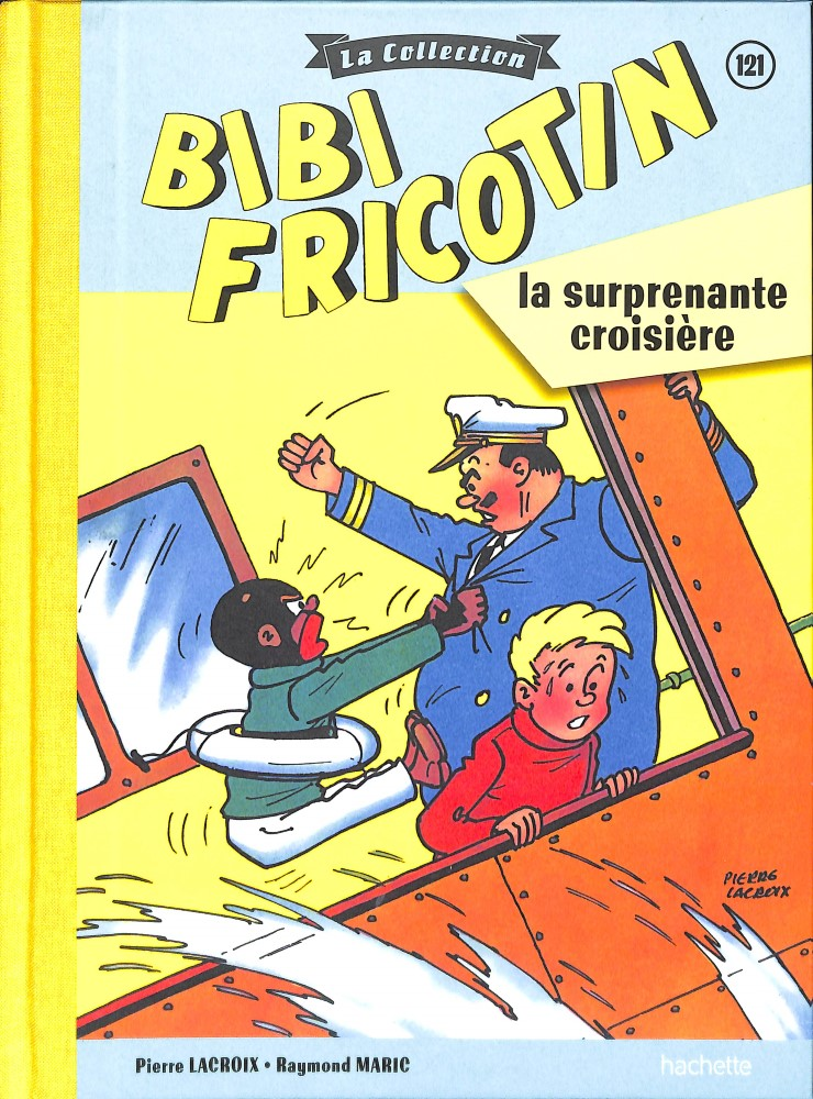 Bibi Fricotin 121 - La surprenante croisière