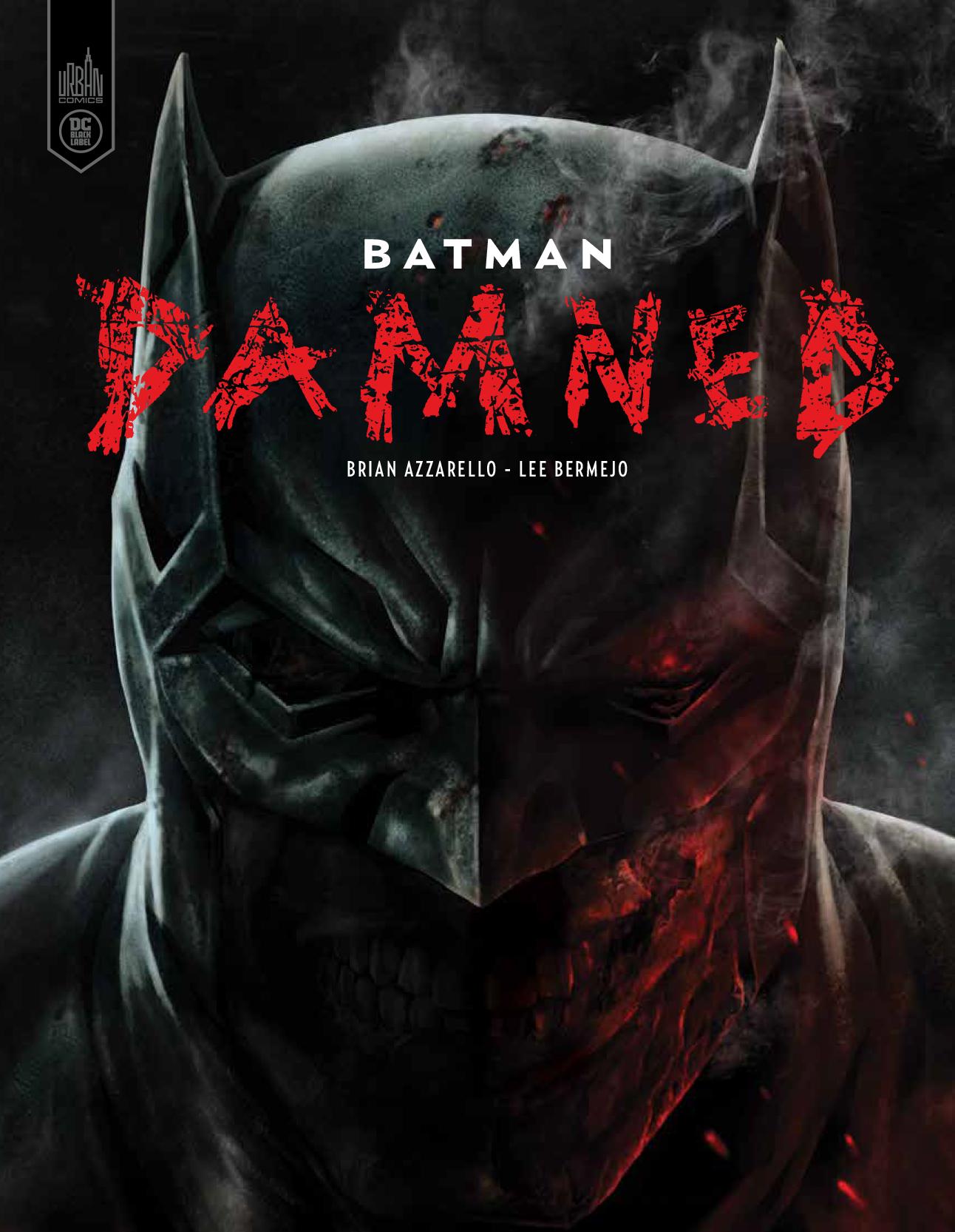 Batman - Damned 1 - Batman – damned
