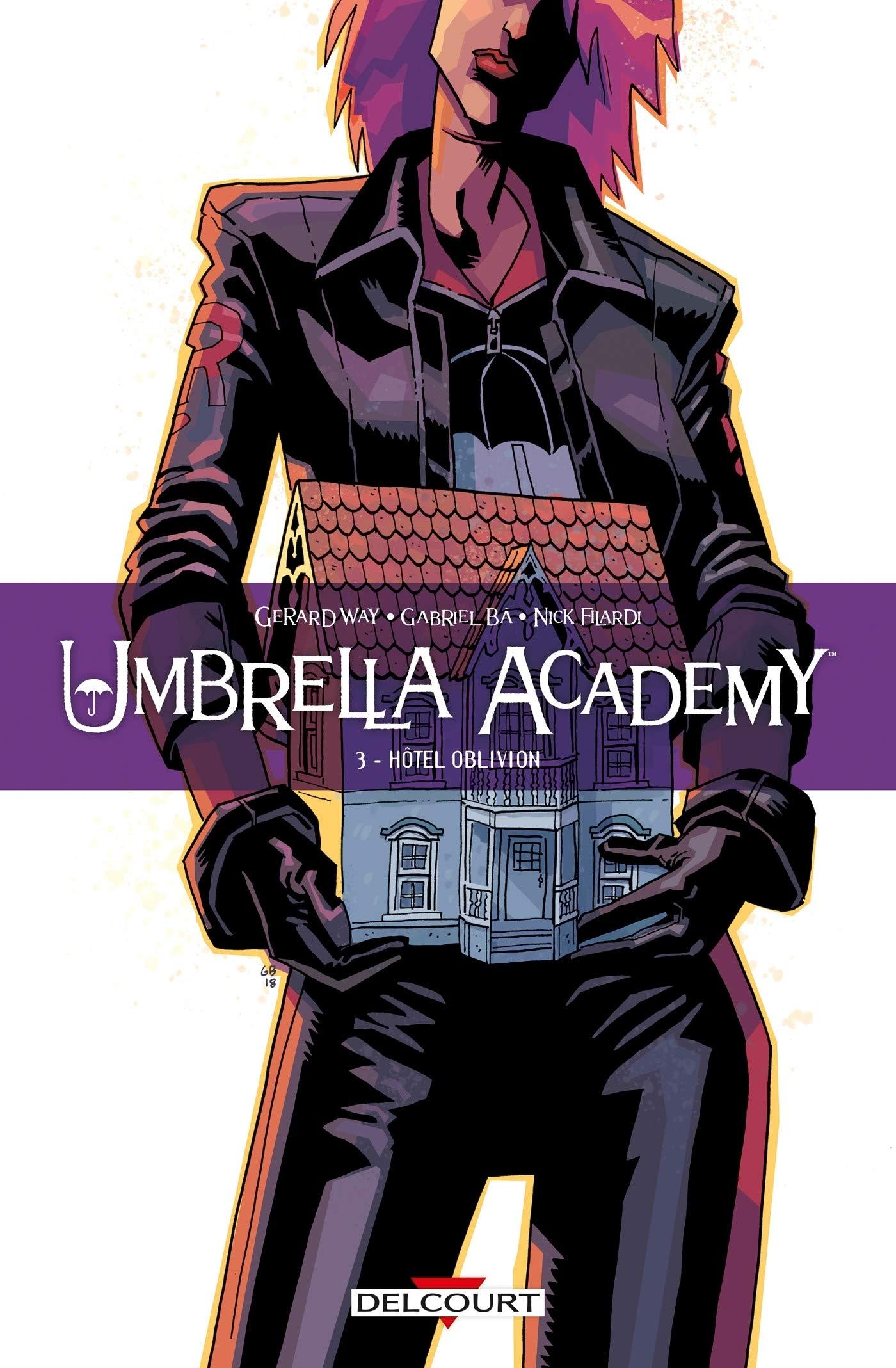 Umbrella Academy 3 - Hôtel Oblivion