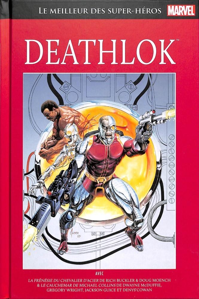 Le Meilleur des Super-Héros Marvel 92 - Deathlok