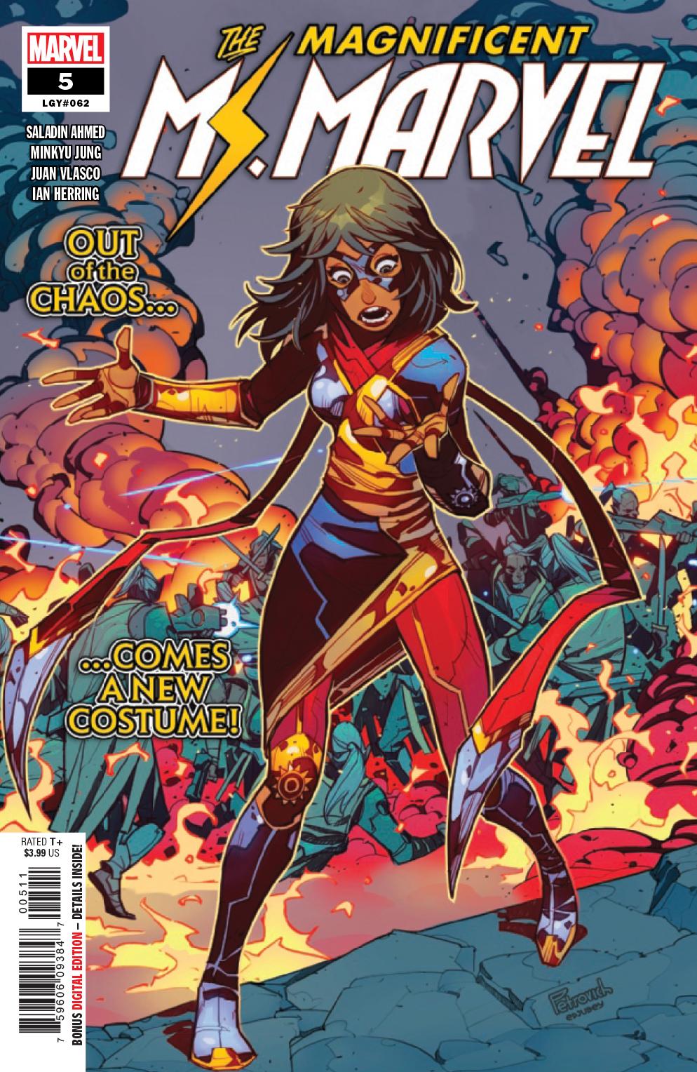 Magnificent Ms. Marvel 5