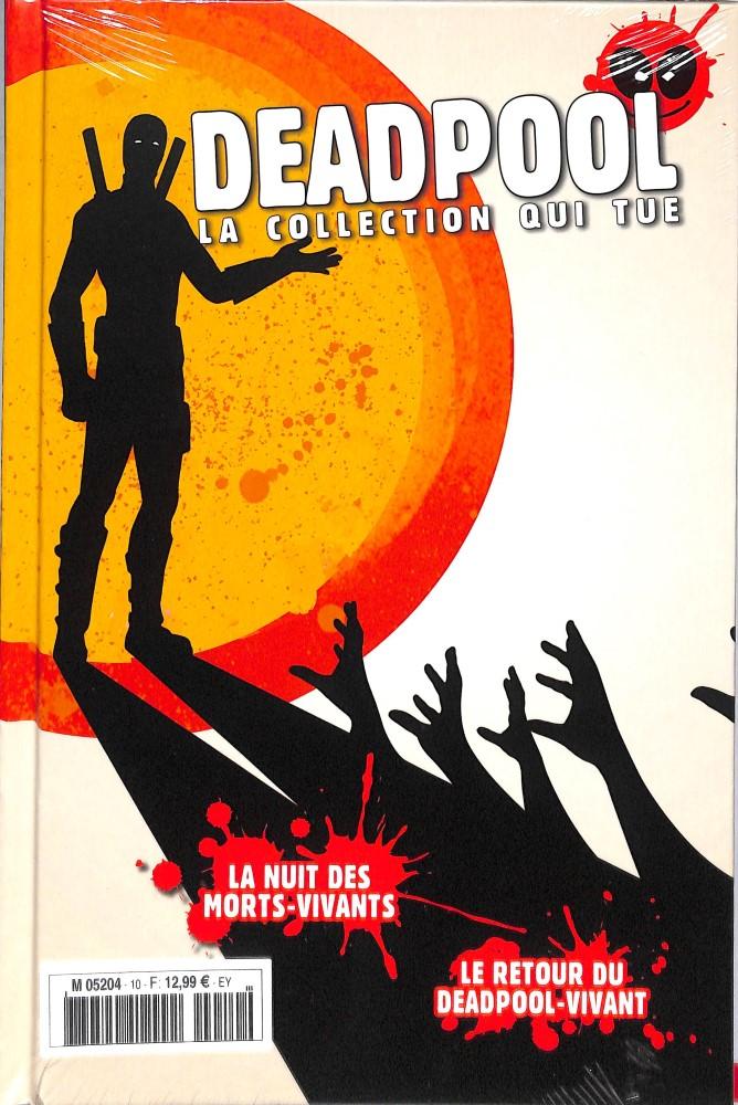 Deadpool - La Collection qui Tue ! 74 - La Nuit des Morts-Vivants/Le Retour du Deadpool-Vivant