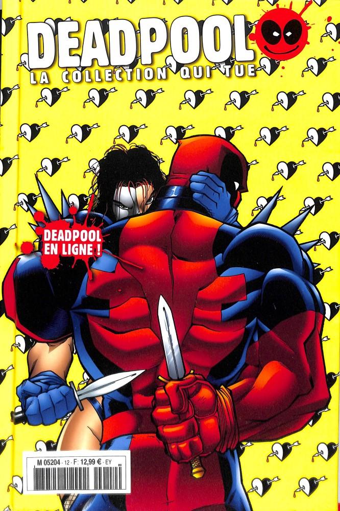 Deadpool - La Collection qui Tue ! 6 - Deadpool en Ligne !