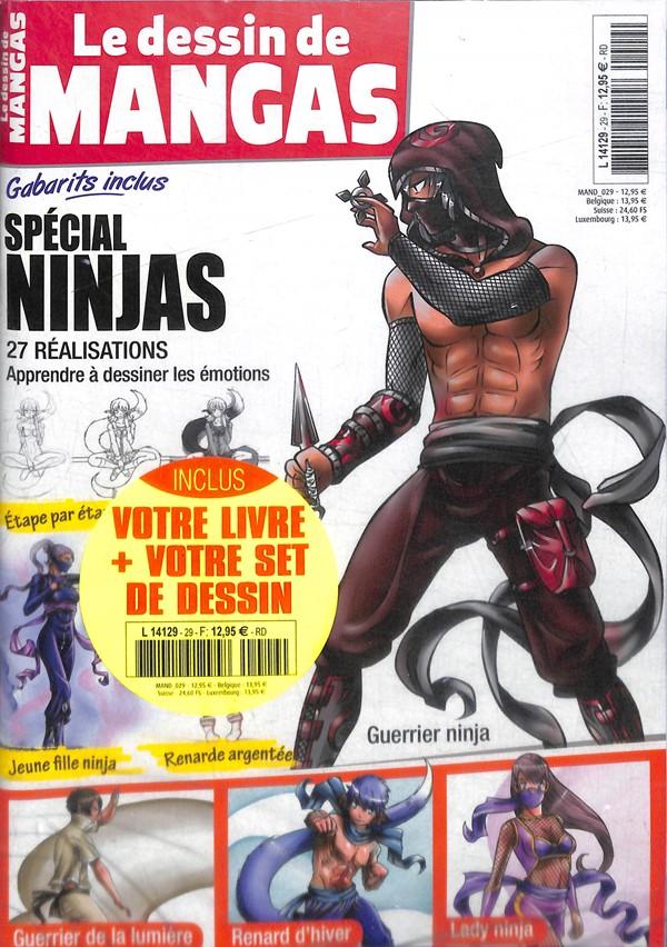14 - Spécial action ninja