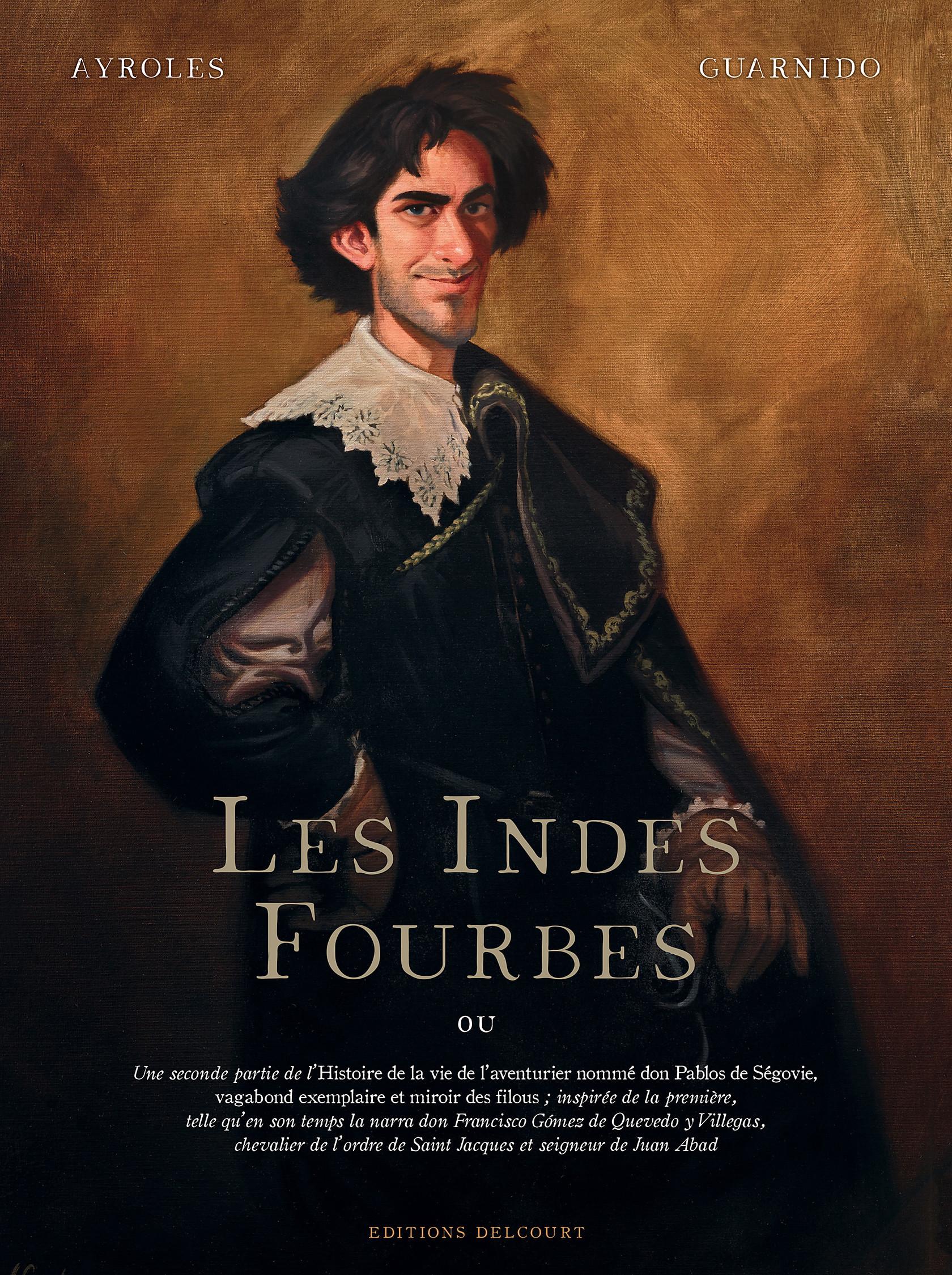 Les indes fourbes 1 - Les Indes Fourbes